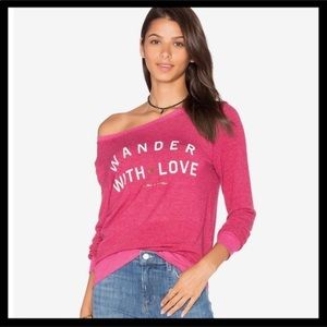 Spiritual Gangster Wander With Love Sweatshirt